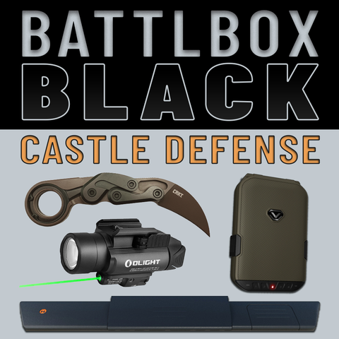 BattlBox Black - Castle Defense 1