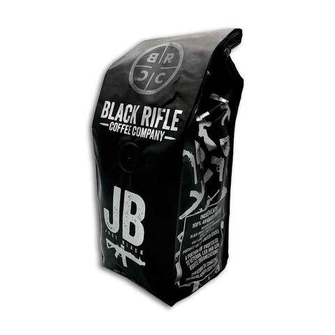 2 pack Black Rifle Coffee 12 oz bag - Just Black