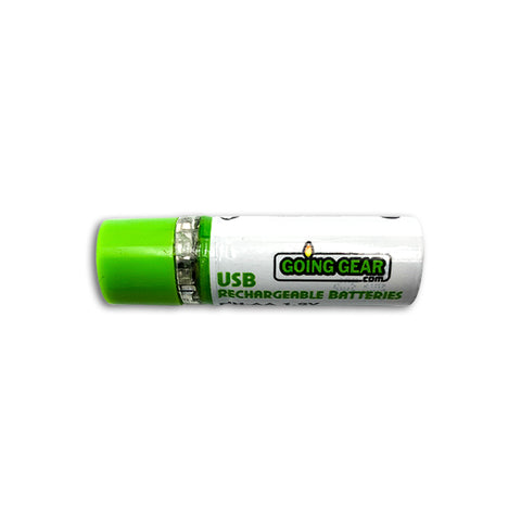 Going Gear USB AA Rechargeable Batteries