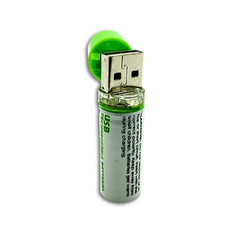 Going Gear USB AA Rechargeable Batteries 4