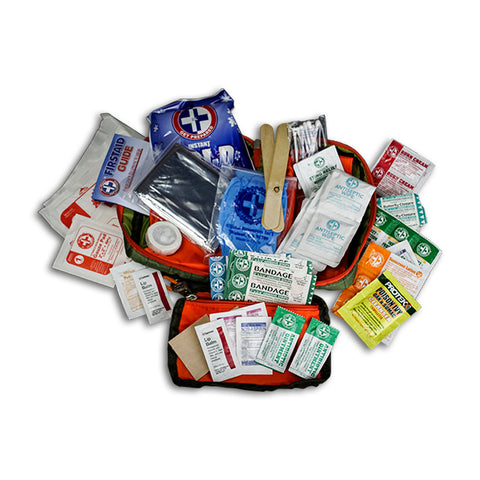Be Smart, Get Prepared First-Aid Kit 1