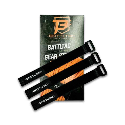 BattlTac Gear Straps (3 Pack) 1