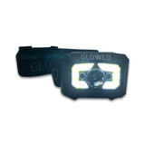 GlowCo Rechargeable LED Headlamp