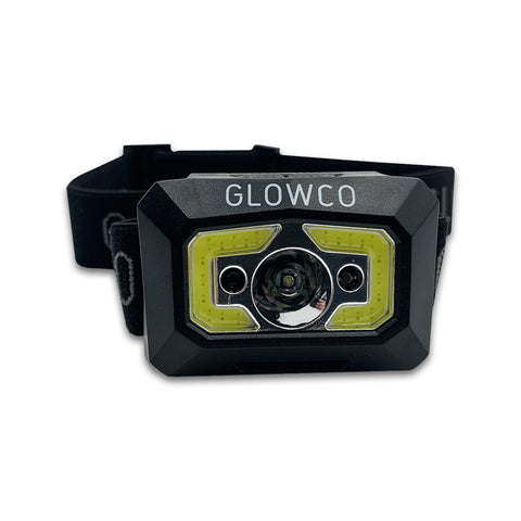 GlowCo Rechargeable LED Headlamp 2
