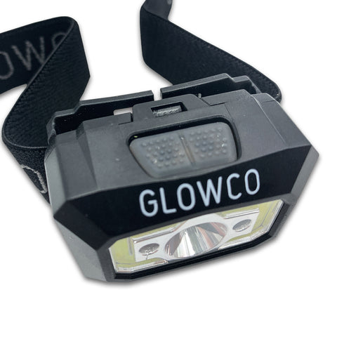 GlowCo Rechargeable LED Headlamp 3