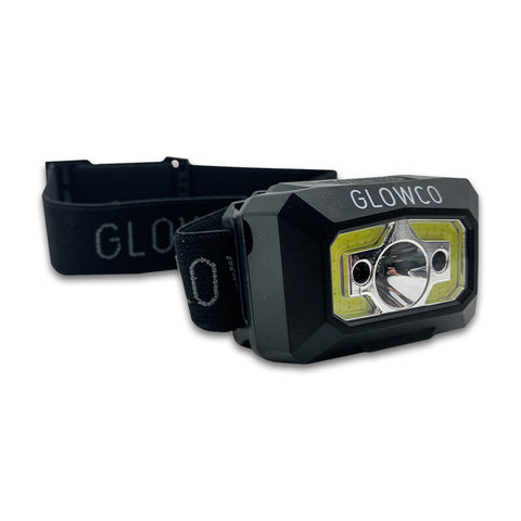 GlowCo Rechargeable LED Headlamp 5