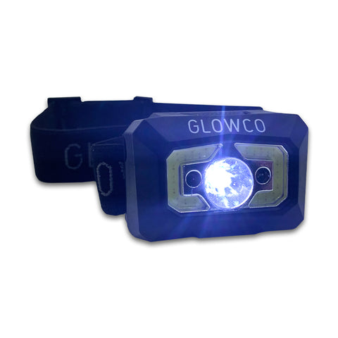 GlowCo Rechargeable LED Headlamp 7