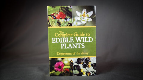Complete Guide to Edible Plants 2