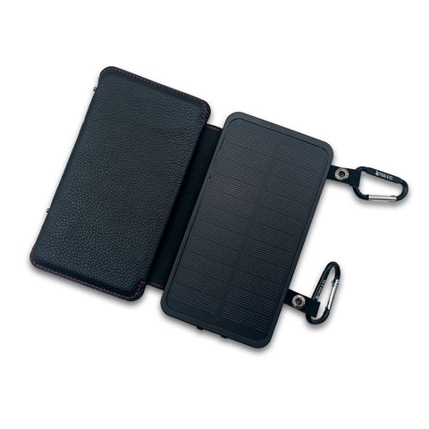 Survival Frog QuadPro Solar Power Bank w/ Wireless Charging 3