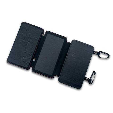 Survival Frog QuadPro Solar Power Bank w/ Wireless Charging 4