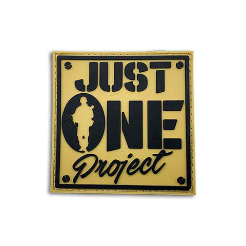 Just One Project PVC Patch 1