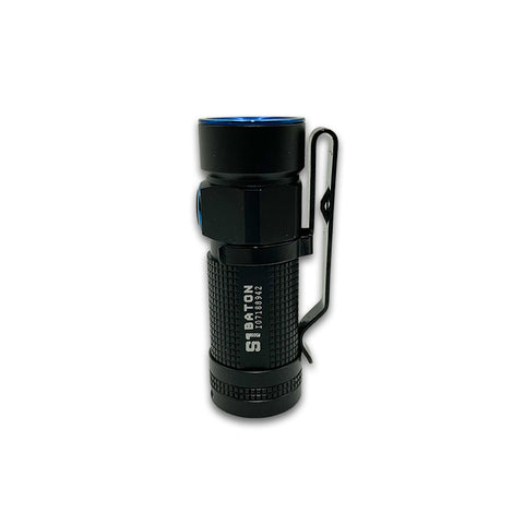 Olight S1 Baton Flashlight (including 1 non-rechargeable CR123A battery)