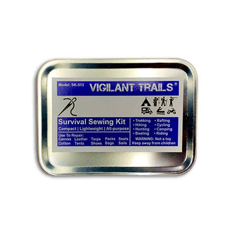 Vigilant Trails Survival Sewing Kit 2