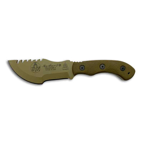 TOPS Knives Tom Brown Tracker #4