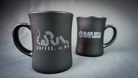 Black Rifle Coffee Mug 3