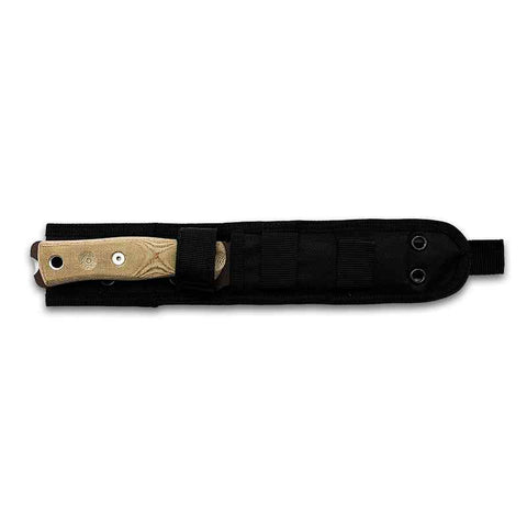 TOPS Knives The Brothers of Bushcraft/Fieldcraft Knife (BattlBox exclusive color) 3