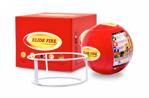Elide Fire Extinguishing Ball 1