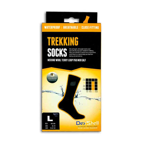 DexShell Trekking Waterproof Socks (FREE SHIPPING)