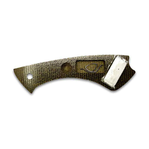 Lord + Field Frontiersman (Survival Knife)-1095 Carbon Steel 3