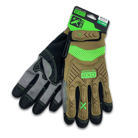 Ironclad Impact Protection Gloves 1