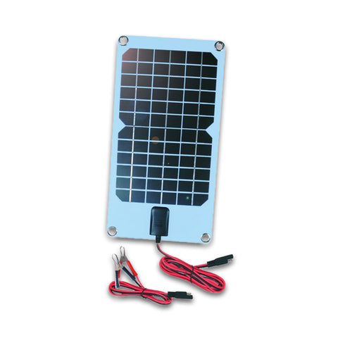 Nature Power 8W Semi-Flex Solar Charger 2