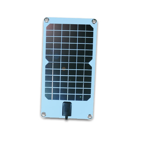 Nature Power 8W Semi-Flex Solar Charger 1