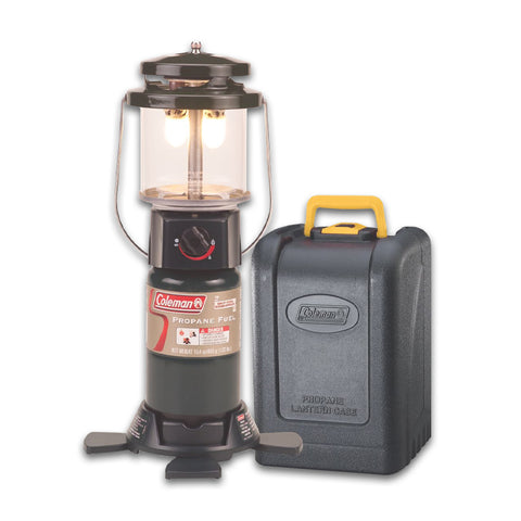 Coleman Deluxe PerfectFlow Lantern with Hard Case 1