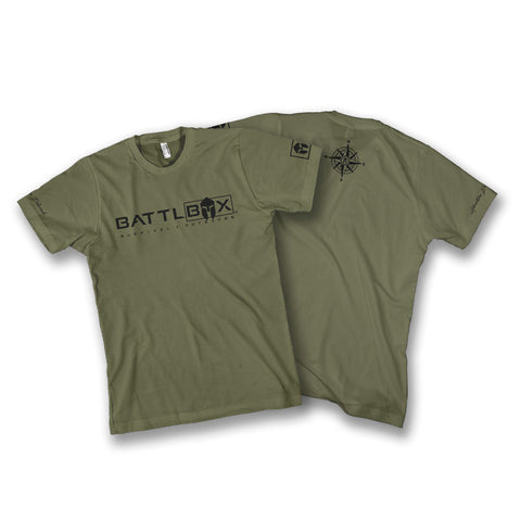 BattlBox Crew Neck Shirt 16