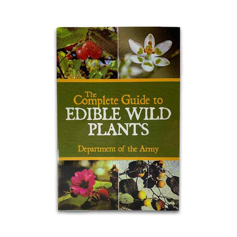 Complete Guide to Edible Plants 1