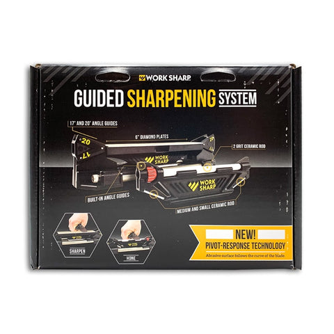 WorkSharp Guided Sharpening System 1