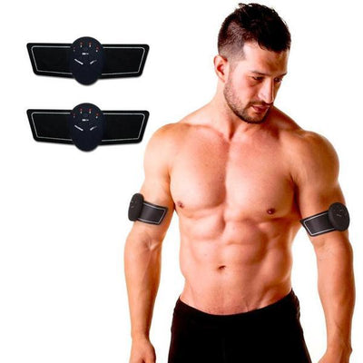 2 Arm Pads Stimulator