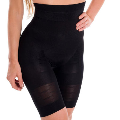 Offer: High Waist Shaping Short (Buy 1 Get 1 Free) - 2x