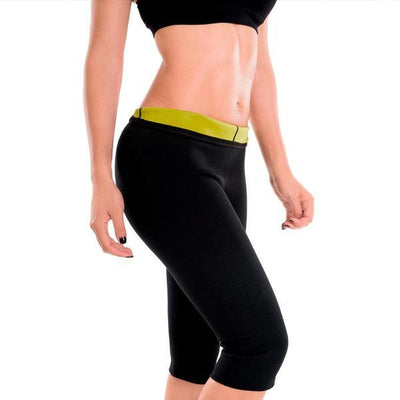 slimming thermo pants sideway