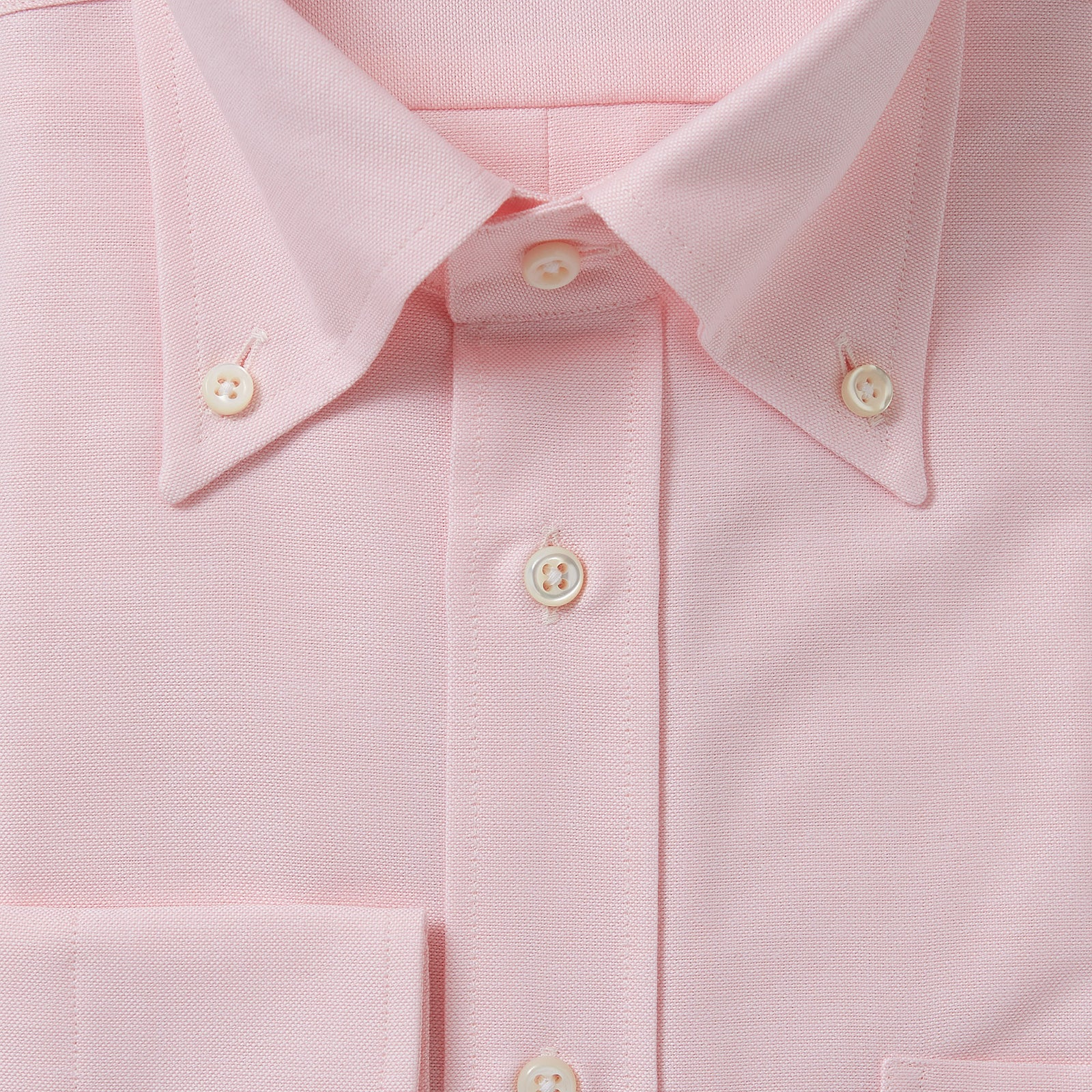 OCBD Shirt Pink Oxford