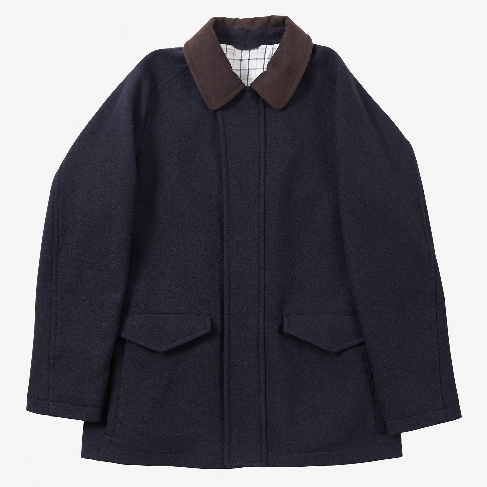 Country Coat Navy