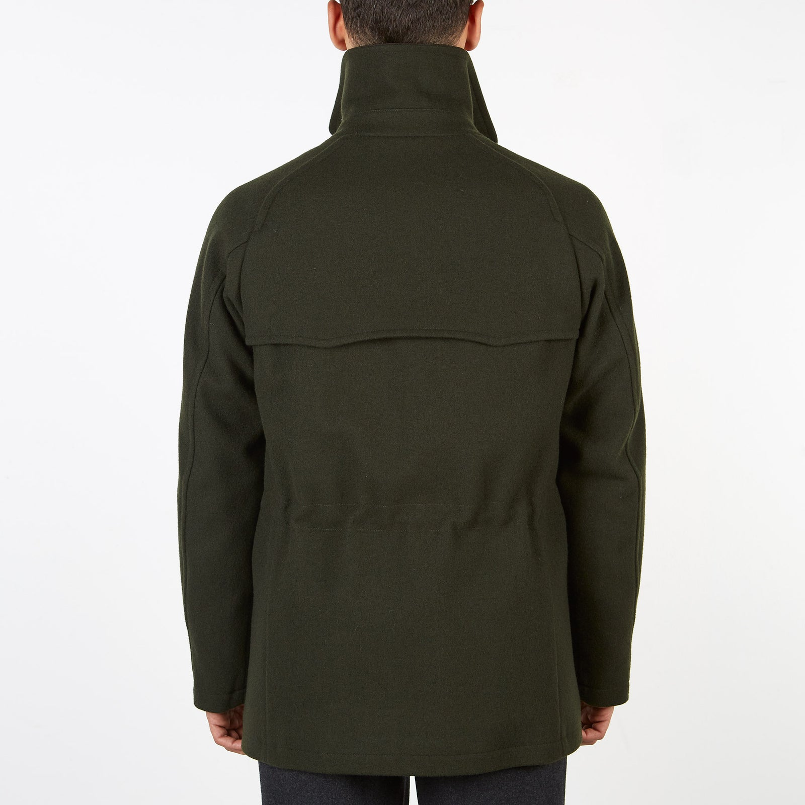 Country Coat Green