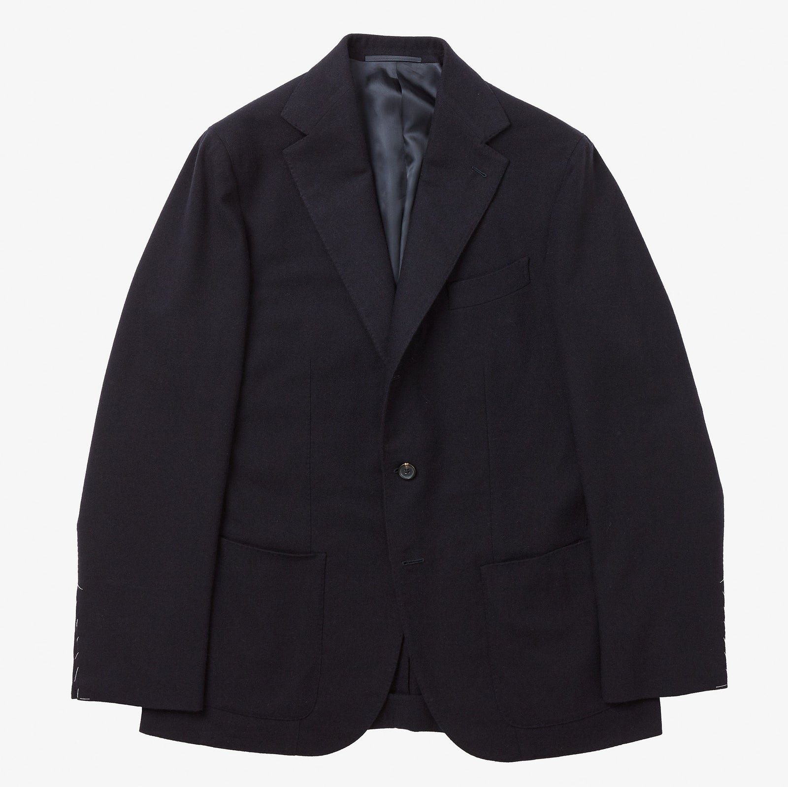 Sport Jacket Winter Wool Hopsack