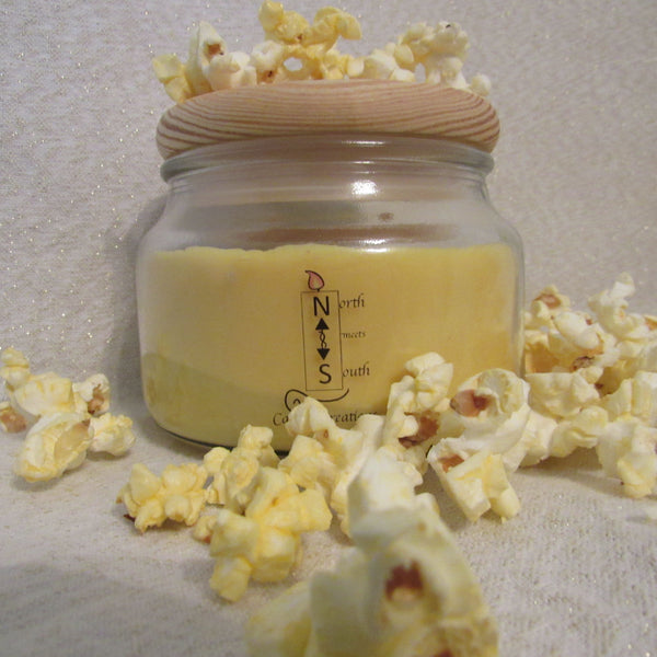 Hot Buttery Popcorn
