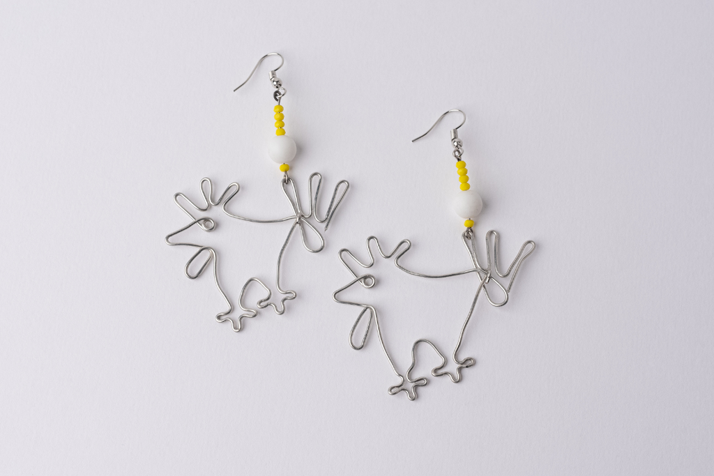 Wire Earrings