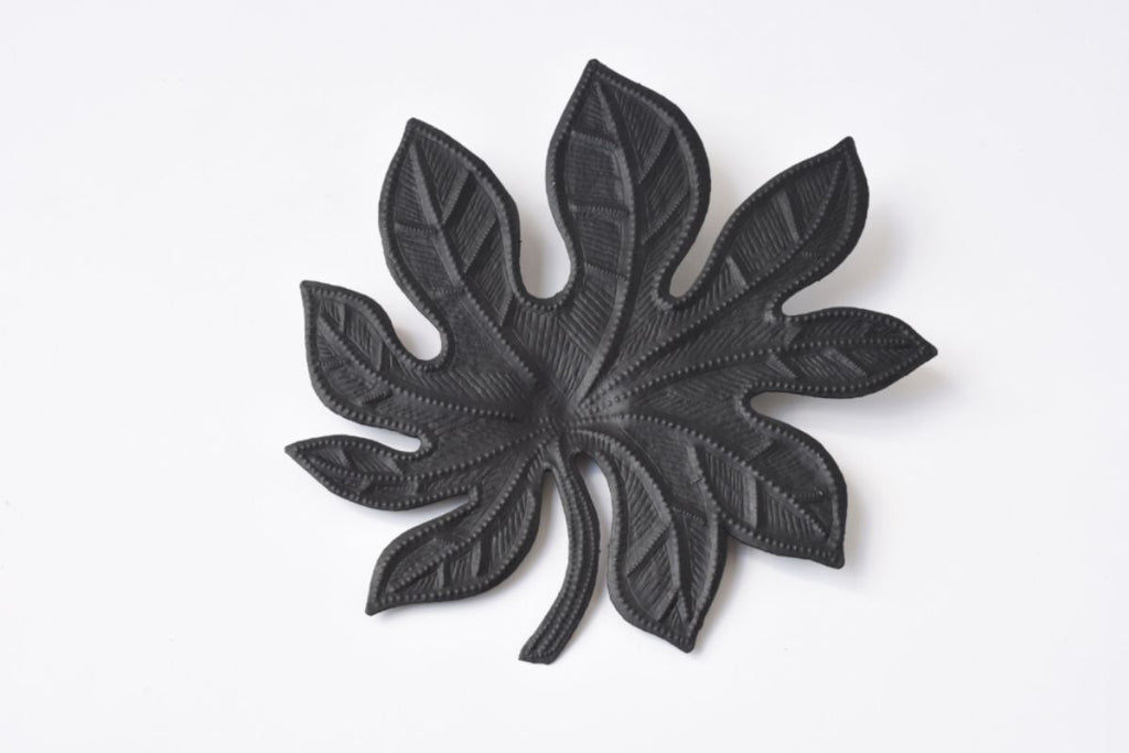 Lam Veritab Leaves Wall Decor