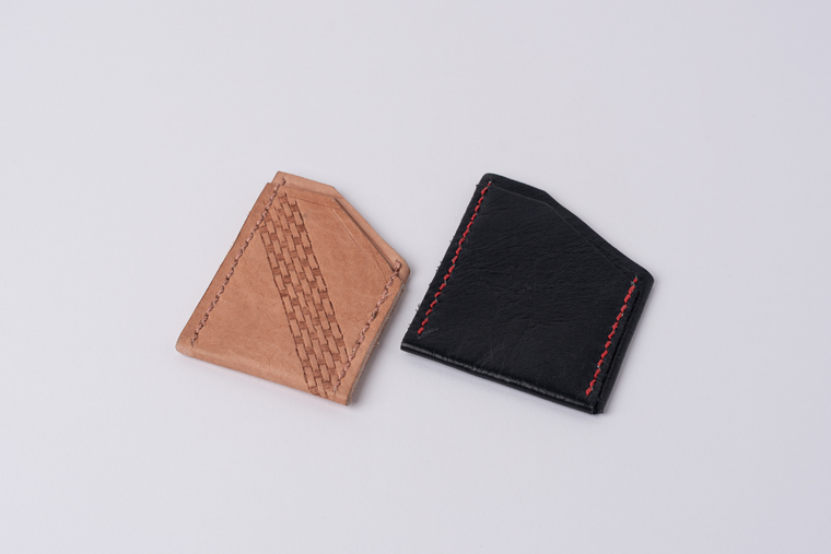 Leather Card Pouch