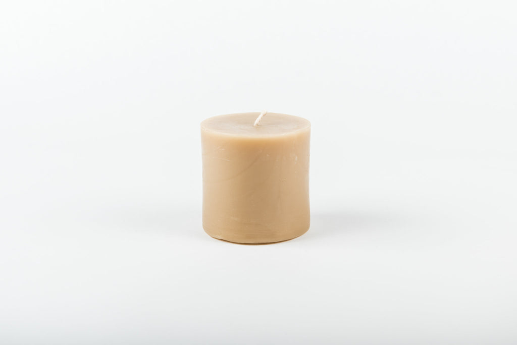 Beeswax Pillar Candles