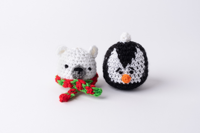 Polar Pal Ornaments