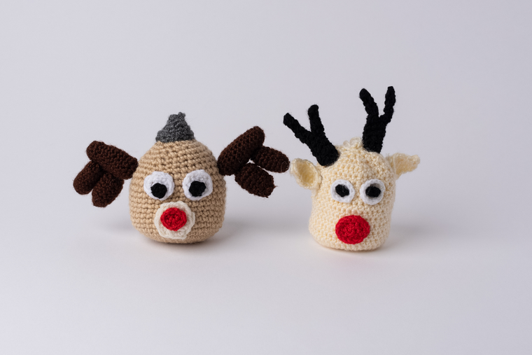 Rudolph's Friends Ornaments