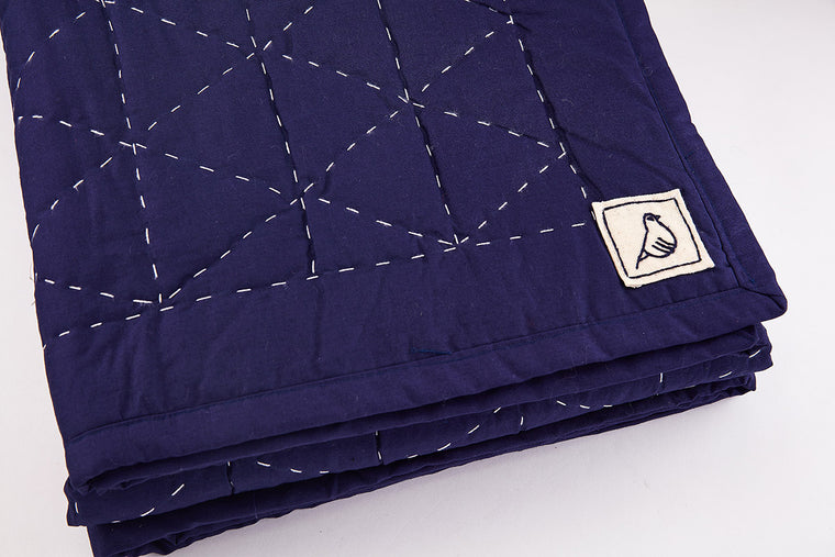 Triangles Quilt