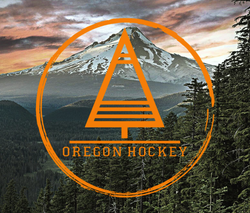 Oregon Hockey Logo