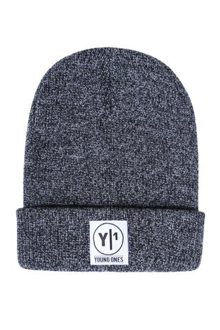 Speckled Grey Beanie