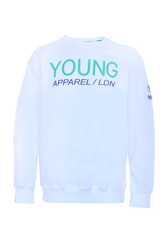 LTD White / LDN Sweat