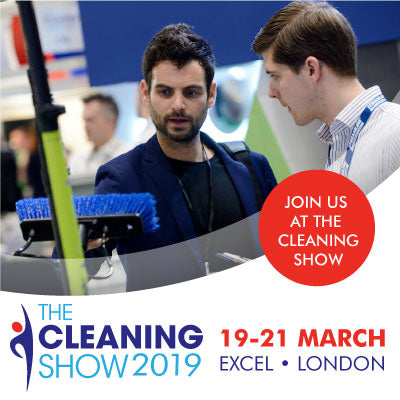 Visit us at The Cleaning Show in London! Centrego