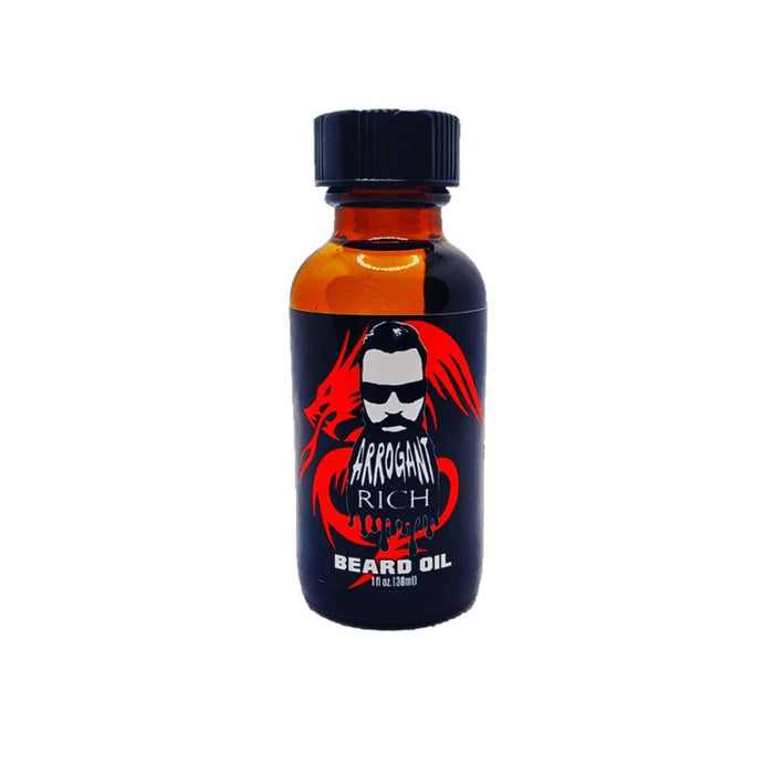 Citrus & Smooth | Ylang and Lemongrass | Beard Oil 1 oz. (30